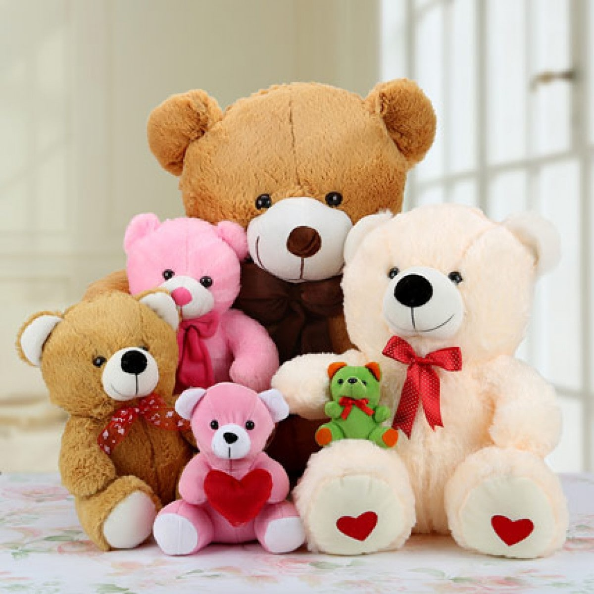 Teddy bear wholesale material, manufacturing, history- details