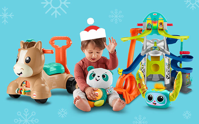 Select Excellent Toys for Growing Children by Age and Grade