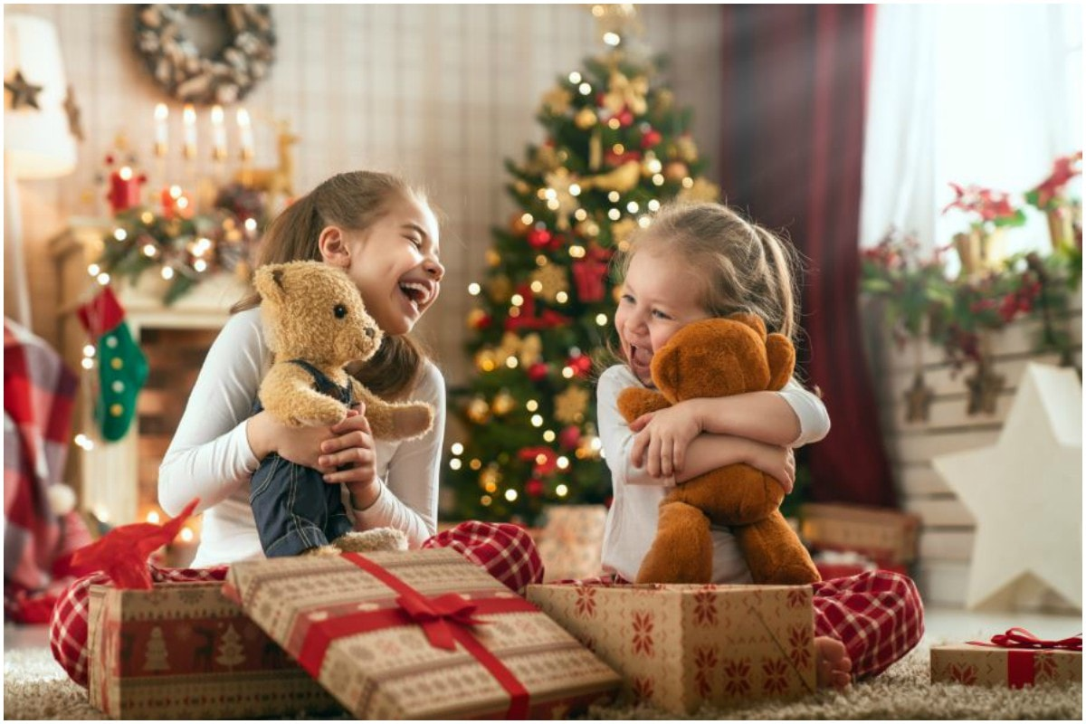 What are the unique Christmas gifts to present your kids