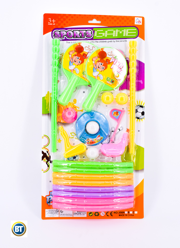 Sports Set Toys