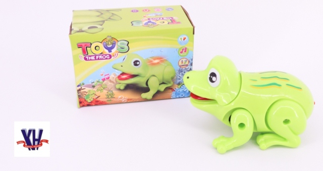 TOYS THE FROG