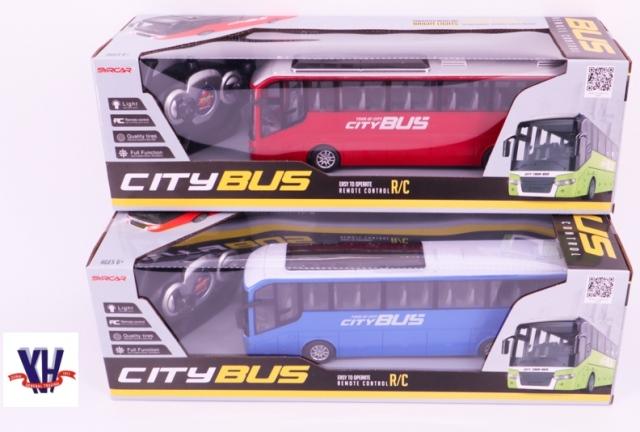 CITY BUS REMOTE CONTROL R/C