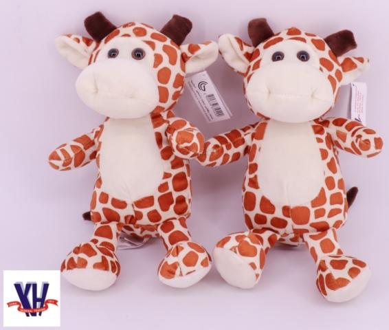 soft giraffe
