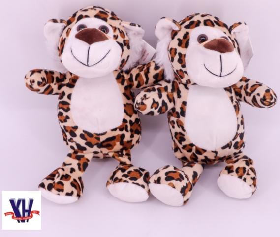 soft toys leopard