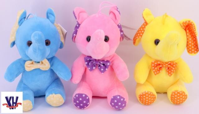soft elephant 3 color