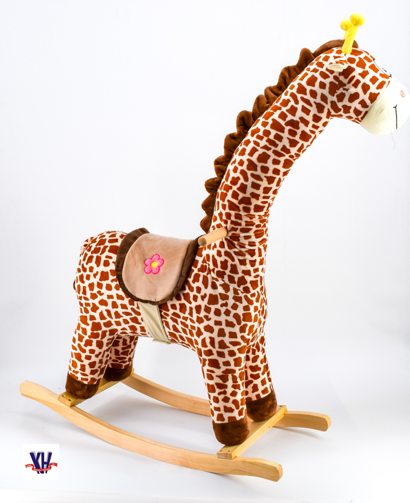 Rocking Giraffe