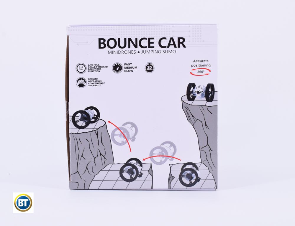 R/c Bouncing Car