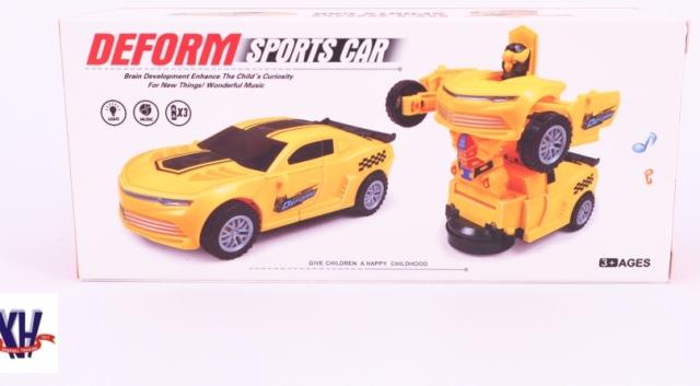 DEFORM SPORTS CAR