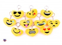 Emoji's key holder's