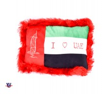 UAE Flag pillow
